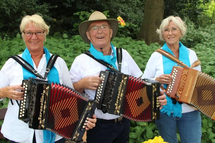 Trekzak Trio Eigen-wijs