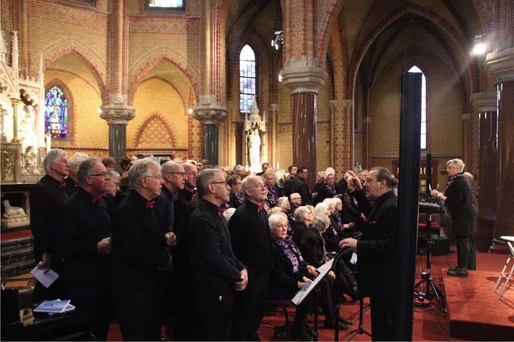 Kerstconcert St. Jan de Doper 16-12-2018
